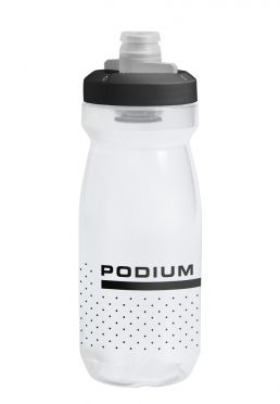 Camelbak Podium Trinkflasche 620ml Transparent