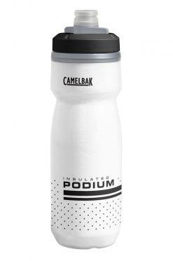 Camelbak Podium chill Trinkflasche 620ml Weiß