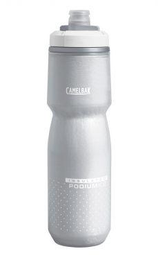 Camelbak Podium ice Trinkflasche 620ml Weiß