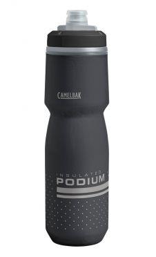 Camelbak Podium chill Trinkflasche 710ml Schwarz