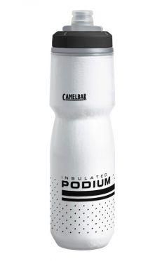 Camelbak Podium chill Trinkflasche 710ml Weiß
