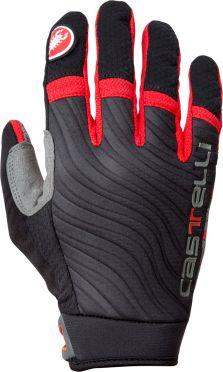 Castelli CW. 6.0 cross glove schwarz/rot Herren 11539-910