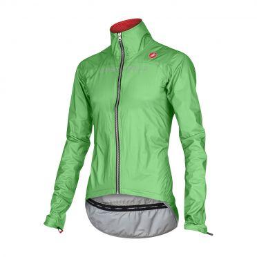 Castelli Tempesta race jacket Grün-Fluo Herren 15510-045