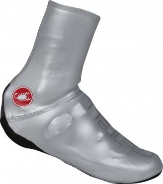 Castelli Aero nano Überschuh Silber Herren 16032-003
