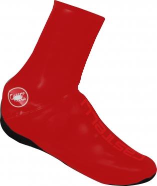 Castelli Aero nano Überschuh Rot Herren 16032-032
