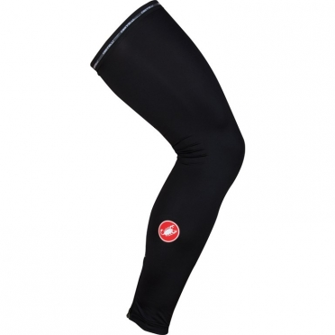 Castelli UPF 50+ light Beinlinge Schwarz 16037-010