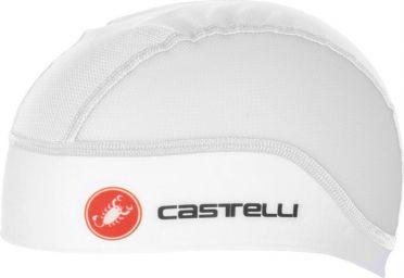 Castelli Summer Skullcap Unterhelm Weiß Herren