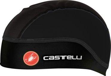 Castelli Summer Skullcap Unterhelm Schwarz Herren
