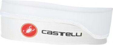 Castelli Summer Headband Stirnband Weiß Herren