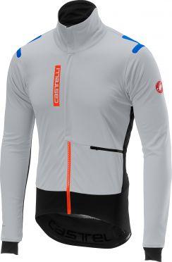 Castelli Alpha RoS Jacket Silber Herren