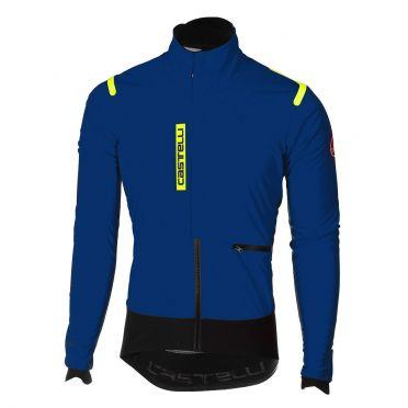 Castelli Alpha RoS Jacket Blau/Schwarz Herren
