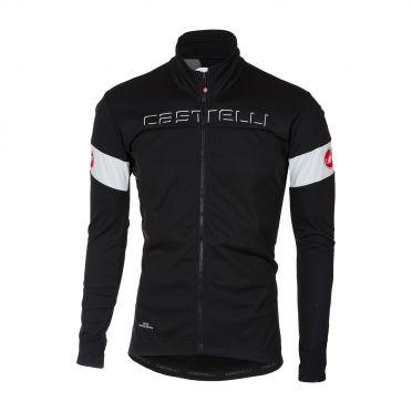 Castelli Transition Jacket Schwarz/Weiß Herren