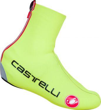 Castelli Diluvio c Überschuhe Gelb Fluo Herren