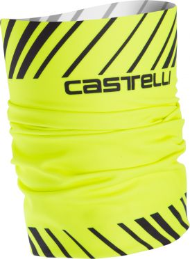 Castelli Arrivo 3 thermo head thingy Gelb Herren
