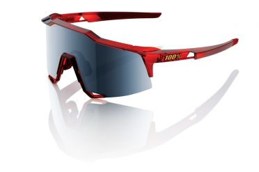 100% Speedcraft Sportbrillen cherry palace mit mirror lens