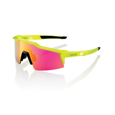 100% Speedcraft Sportbrillen acidulous mit SL mirror lens