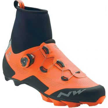 Northwave Raptor Arctic GTX MTB Schuh Orange Herren