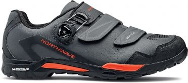 Northwave Outcross plus GTX MTB Schuh Anthrazit/Rot Herren