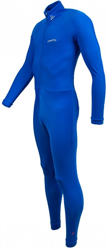 Craft Thermo marathon Eislaufanzug Blau Unisex