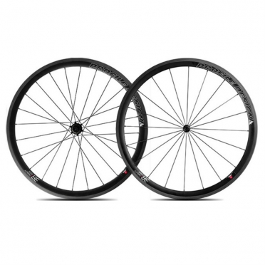 Profile Design 38/Twenty-Four Clincher carbon Laufradsatz