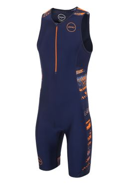 Zone3 Activate Plus Ärmellos Trisuit Track speed Herren
