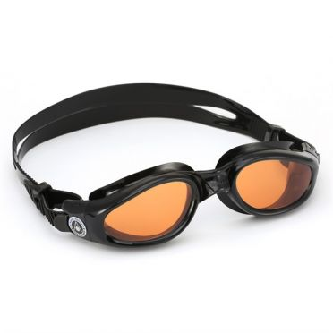 Aqua Sphere Kaiman amber Linse Schwimmbrille