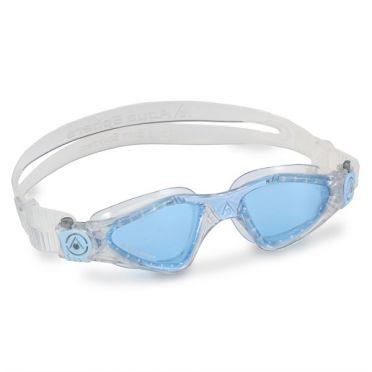 Aqua Sphere Kayenne Kleine Schwimmbrille blauen Linsen Blau