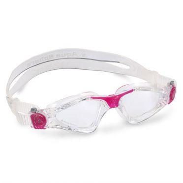 Aqua Sphere Kayenne Kleine Schwimmbrille mit klarglas Rosa