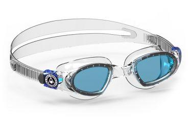 Aqua Sphere Mako blaue Linse Schwimmbrille
