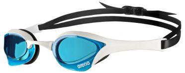 Arena Cobra ultra swipe schwimmbrille Blau/Weiß/Schwarz