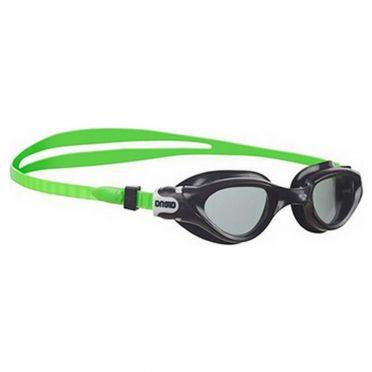 Arena Cruiser Soft smoke lens schwimmbrille Schwarz/Grun