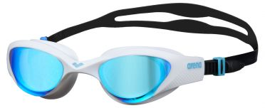 Arena The One mirror Schwimmbrille blau