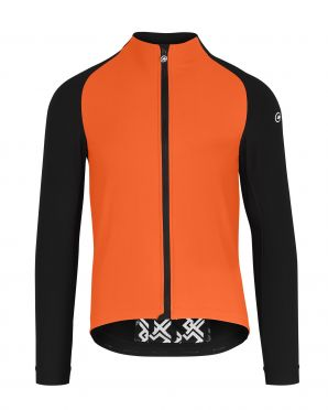 Assos Mille GT winter EVO radjacke Orange Herren