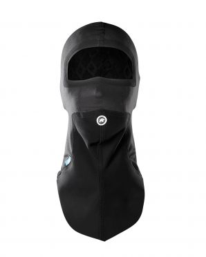 Assos Ultraz Face mask winter Schwarz