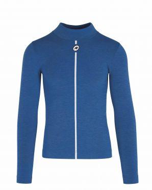 Assos Skin Layer Winter LS unterhemd Blau Herrem