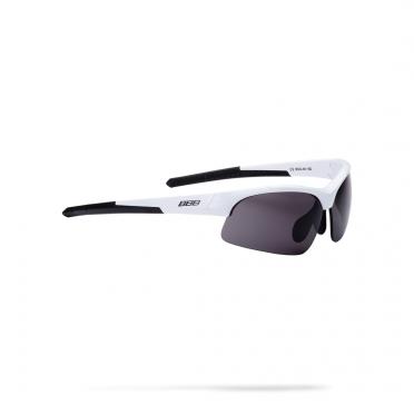 BBB Sportbrillen Impress Small Glossy Weiß