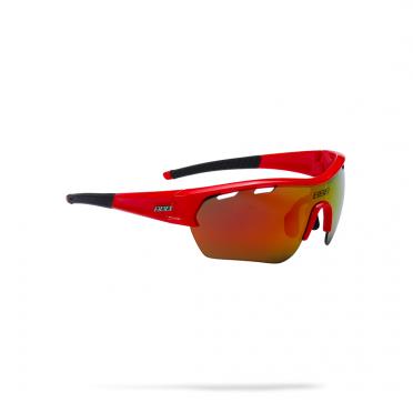 BBB Sportbrillen Select XL MLC Glossy Rot