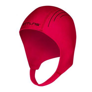 BTTLNS Neopren Swim cap Khione 1.0 Rot