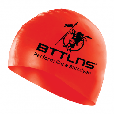 BTTLNS Silicone Badekappe Rot Absorber 2.0