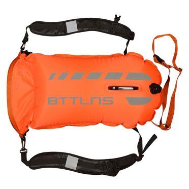 BTTLNS Tethys 1.0 Safeswimmer Boje 35 Liter Orange
