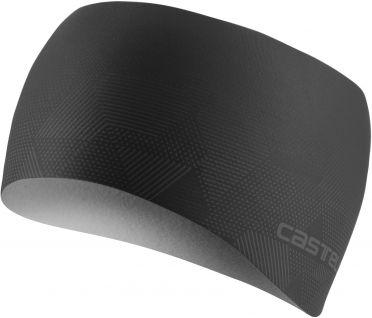 Castelli Pro thermal Stirnband Schwarz