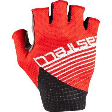 Castelli Competizione Handschuhe Rot Herren