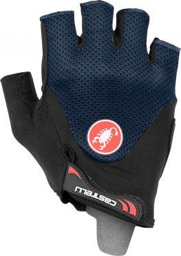 Castelli Arenberg gel 2 glove Savile Blau Herren