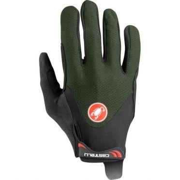 Castelli Arenberg gel LF glove Grun Herren