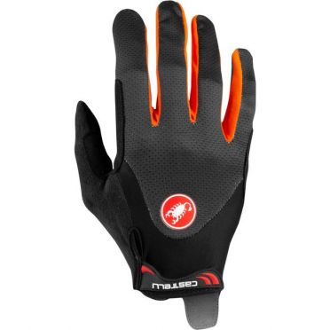 Castelli Arenberg gel LF glove Orange Herren
