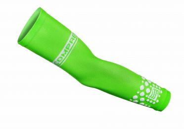 Compressport Armforce Compression Armlinge Grün