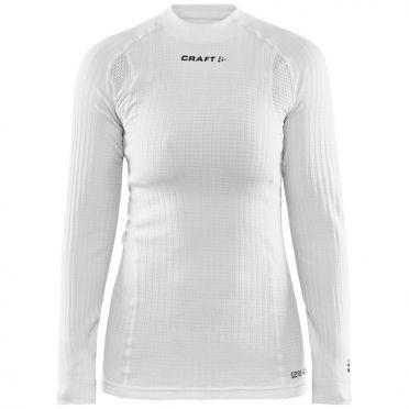 Craft Active extreme X RN Unterhemd langer Ärmel Weiß Damen