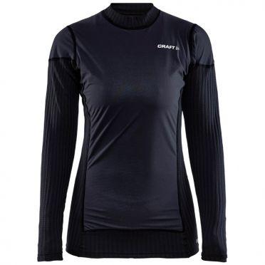 Craft Active extreme X RN Unterhemd langer Ärmel Schwarz Damen Kopie