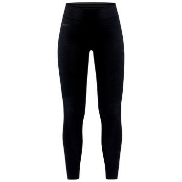 Craft Core Dry Active Comfort lange Hose schwarz Damen