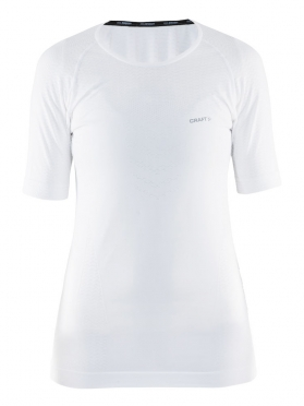 Craft Cool Intensity Kurzarm Unterwäsche weiß Damen